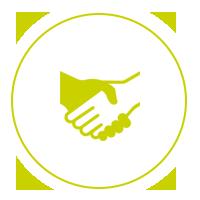 MAISONS VIGERY - pictogramme étape 2 - relation de confiance