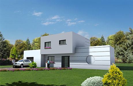 MAISONS VIGERY - photo 2 modèle 3D